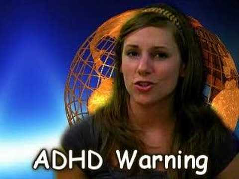 ADHD Warning - Nutrition by Natalie