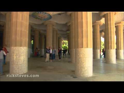 Barcelona, Spain: Parc Güell