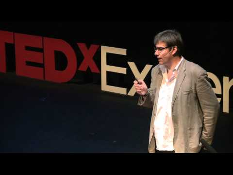 TEDxExeter - Peter Cox - Climate Change: Thinking outside the Low Carbon Box