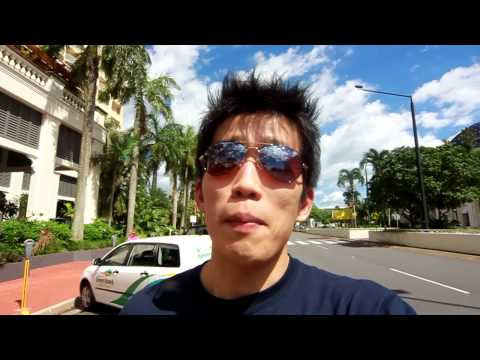 I'm in Cairns! (2010. 2. 2)