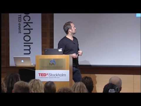 TEDxStockholm - Alexander Lervik - 9/19/09