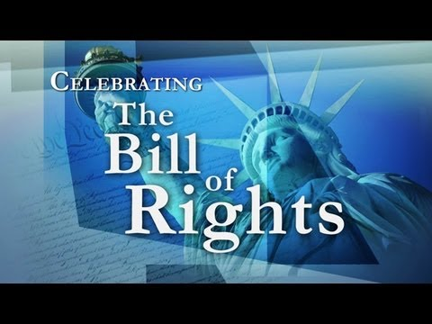 Celebrating the Bill of Rights - Part 3