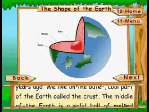 The Shape Of Earth - Kids Animation Learn Series