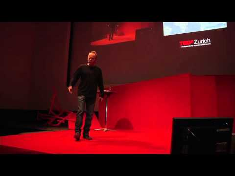 TEDxZurich - Robin Cornelius - Wants to make clothing traceable