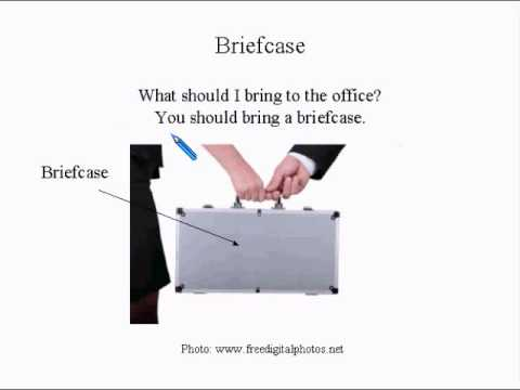 Learn English Lesson Super Easy #8 In the Office