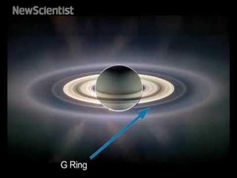 Part 4 - Carolyn Porco's favourite Cassini photos