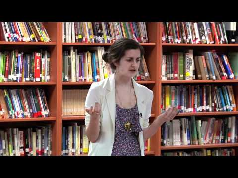 TEDxGlobalLearningSchool - Chrissy McCabe - Activism Through Media