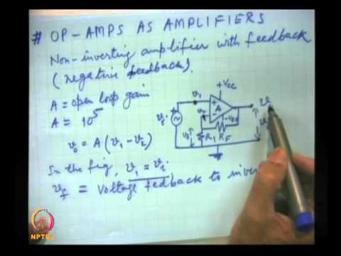 Mod-07 Lec-37 Operational Amplifiers