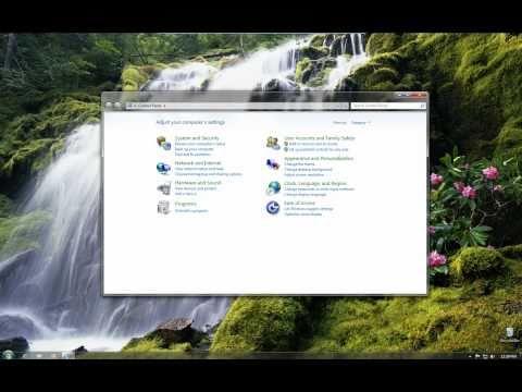 Windows 7 Backup Pt1