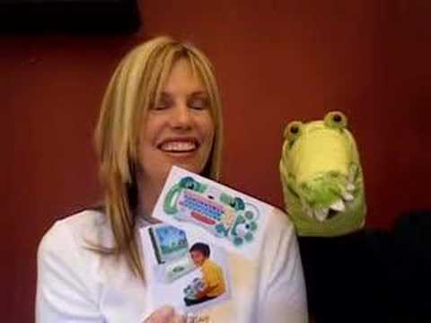 LeapFrog My First Computer Review   Cullen's Abc's