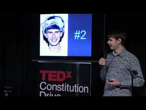 "TEDxConstitutionDrive 2012 - Danil Kozyatnikov - ""Distinctiveness as a tool for success"""