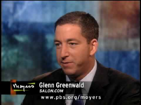 BILL MOYERS JOURNAL | Web Exclusive: Glenn Greenwald on Government Secrecy | PBS (part 3 of 3)