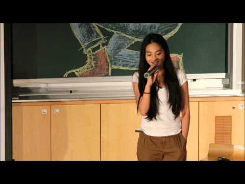Vera Chen(陳雪甄) at TEDxTaida