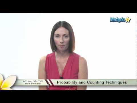 Probability and Counting Techniques