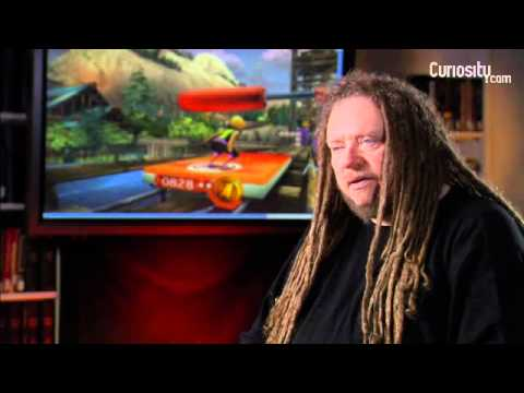 Jaron Lanier: Genesis of Virtual Reality