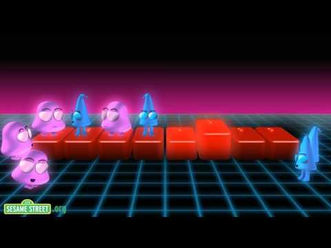 Sesame Street: Drum Machine Pattern
