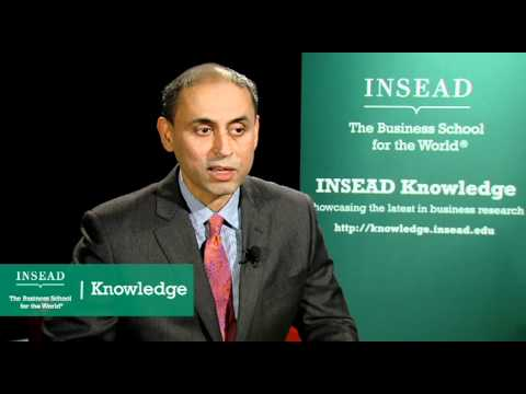 Global Information Technology Report 2012 - INSEAD Knowledge