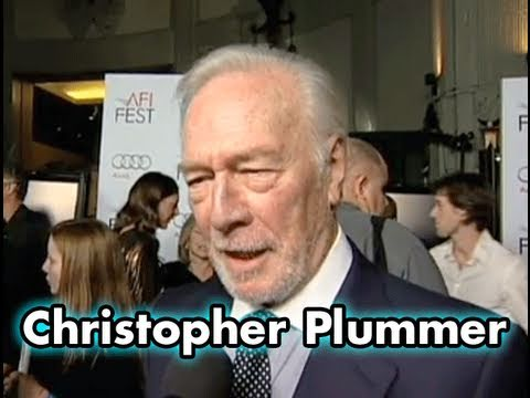 Christopher Plummer On THE IMAGINARIUM OF DOCTOR PANASSUS
