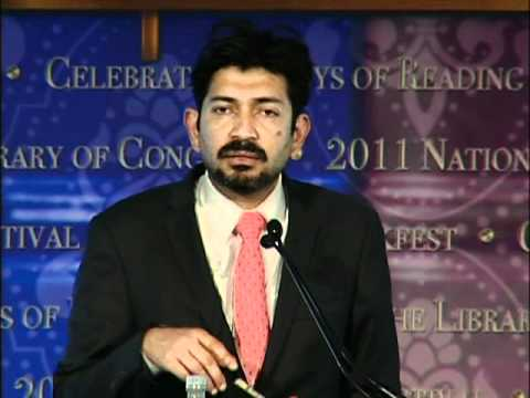 Siddhartha Mukherjee: 2011 National Book Festival