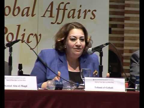 Tahrir Dialogue 6 and the Launch of The Cairo Review of Global Affairs - Part 4