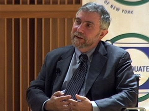 Krugman: Unions Ward Off 'Gilded Age' Politics