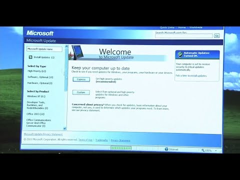 Updating Your Windows XP PC (And Why It's Important): a Geek Squad 2 Minute Miracle (2MM)