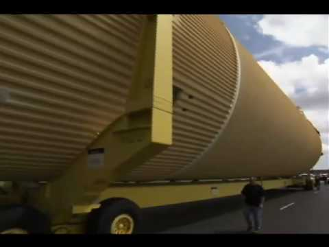 Final Shuttle Tank Gets New Orleans Send-Off