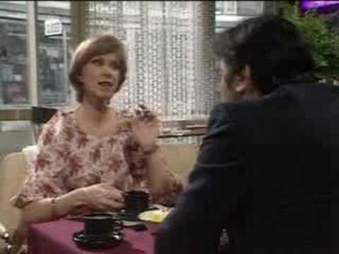 Ash in the trifle - Butterflies - BBC classic comedy