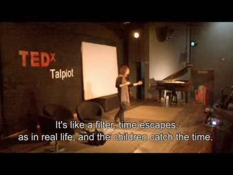 TEDxTalpiot - Etti Katz - Creating personal Symbols - English subtitles