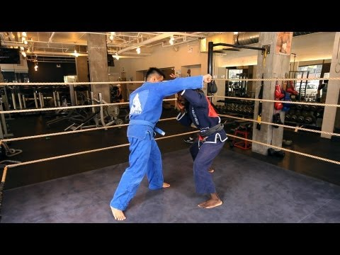 Self Defense: Slap Punch | Brazilian Jiu Jitsu