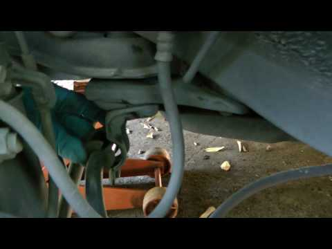 Fixing A Car That Creaks In The Back