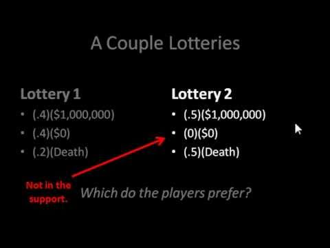 Game Theory 101: Lotteries