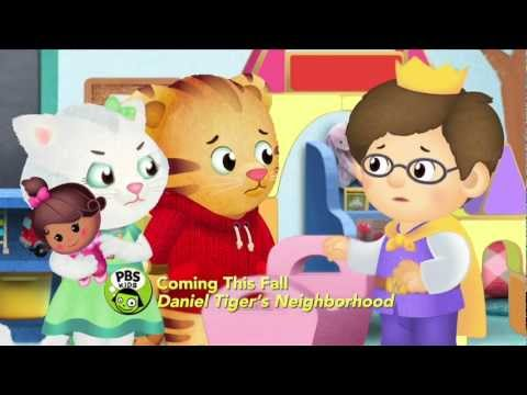 Daniel Tiger's Neighborhood | Let's Play House | PBS