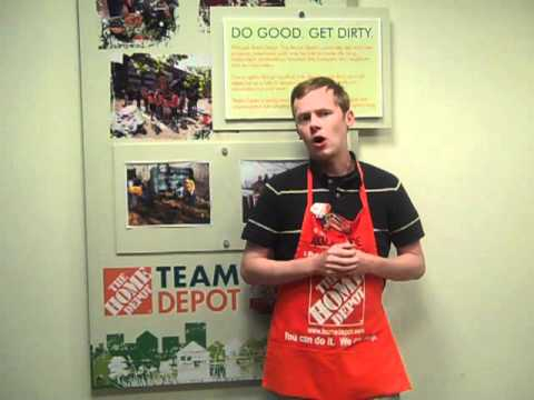 The Home Depot Foundation- Aprons In Action