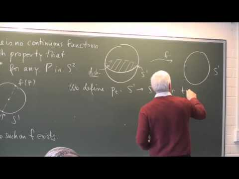 AlgTop14a: The Ham Sandwich theorem and the continuum