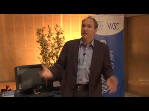 Interview with Tim Berners Lee, inventor of the Web 01