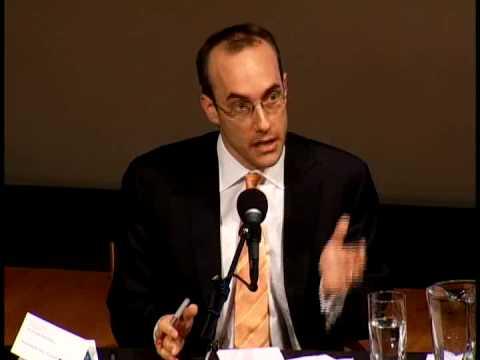 (8 of 13) Iran Diplomacy Debate: Q&A Part 3