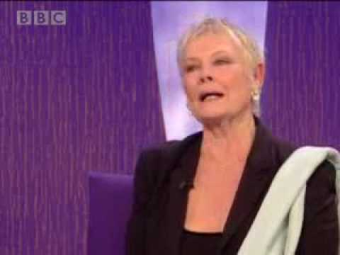Dame Judi Dench interview - part two - Parkinson - BBC