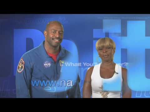 NASA and Mary J. Blige Encourage Science Careers for Women