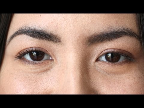 Groom Your Brows: How To || Kin Beauty