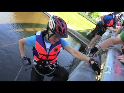 Urban Adventure Racers Compete in Lithuania