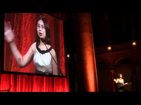 Adora's acceptance speech for her award from NEA Foundation