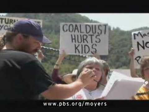 BILL MOYERS JOURNAL | Mountaintop Mining | PBS