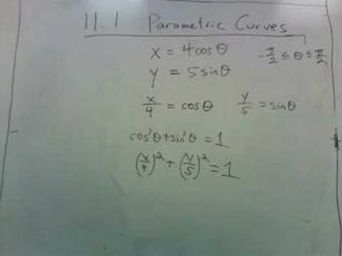 parametric curves 2