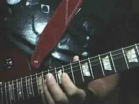 Arch Enemy Riffs ( Guitar Lesson ) 3 Riffs