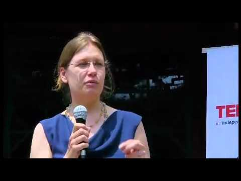 Entrepreneurship and its success: Andrea Krause at TEDxGreatWall