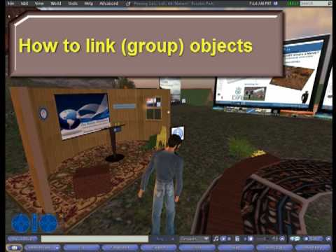 Second Life:  Live Chat Week 2 (2)
