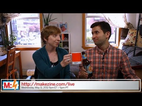 Make: Live ep08 preview