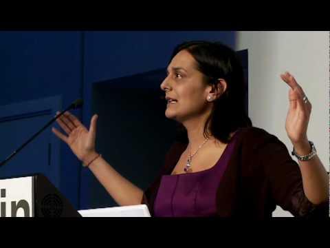 TEDxDublin - Damini Kumar - 03/12/10