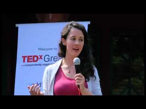 Bringing Yunnan honey to a global market: Sahra-Alia and Safi Malik at TEDxGreatWall